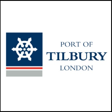 Port of Tilbury logo