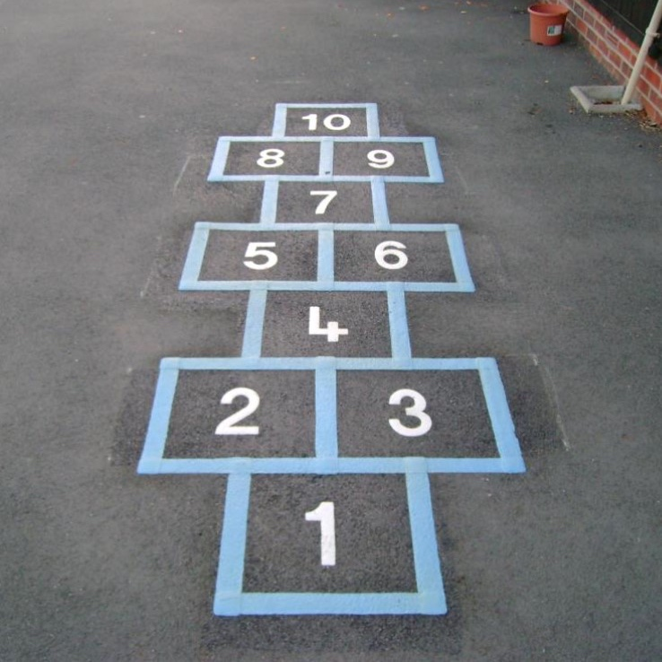 Playground Markings Image