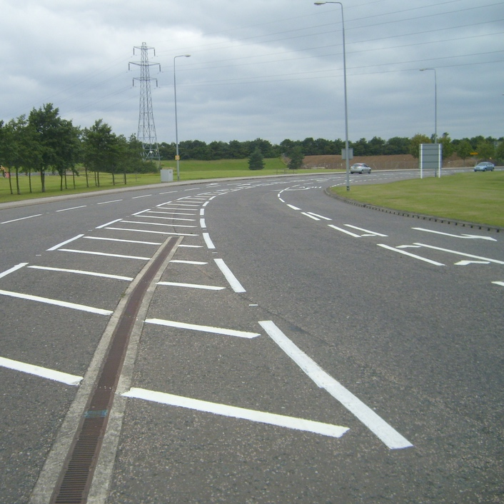 Traffic Markings Image